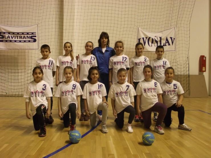 "Отбор ХК ""Сливница"" деца до (10 години) 2015г."